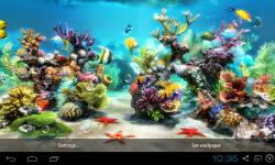 Coral Reef Live Wallpapers screenshot 3/4