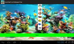 Coral Reef Live Wallpapers screenshot 4/4