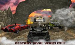 4x4 Monster War Destruction screenshot 1/3