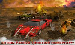 4x4 Monster War Destruction screenshot 2/3