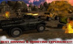 4x4 Monster War Destruction screenshot 3/3