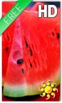 Berry Watermelon Live Wallpaper screenshot 1/2