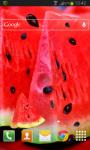 Berry Watermelon Live Wallpaper screenshot 2/2