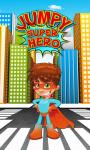 Jumpy Super Hero screenshot 1/6