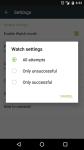 Watch Out Security App screenshot 3/4