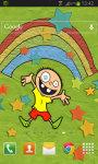 Funny Kids Rainbow LWP screenshot 2/2