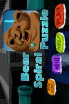Bear Spiral Puzzle Gold screenshot 1/4