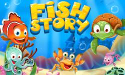 Fish Story FREE screenshot 1/5