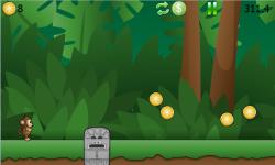 Ricky Monkey Runner screenshot 2/6