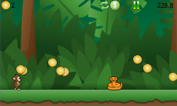 Ricky Monkey Runner screenshot 3/6