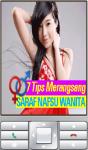 7 Tips Merangsang Saraf Nafsu Wanita screenshot 1/2