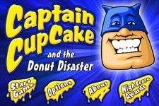 Captain CupCake and the Donut Disaster screenshot 5/5