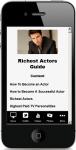 Richest Actors screenshot 4/4