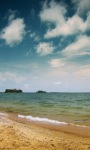 Summer Beach LWP2 screenshot 1/3