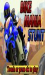 Bike Mania Stunt - Free screenshot 1/4