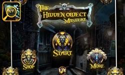 The Hidden Object Mystery 3 screenshot 1/5