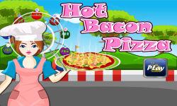 Hot Bacon Pizza screenshot 1/5