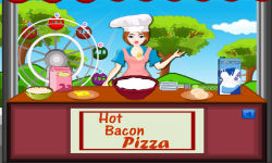 Hot Bacon Pizza screenshot 3/5