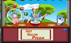 Hot Bacon Pizza screenshot 4/5