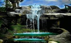 Pretty Waterfall Live Wallpaper screenshot 2/3