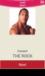 Guess The Wrestler screenshot 5/6