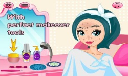 Glamorous Girl Makeover screenshot 3/5