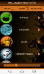 Halloween Ringtones HQ screenshot 2/6