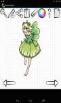 Easy To Draw - Fairies screenshot 1/6