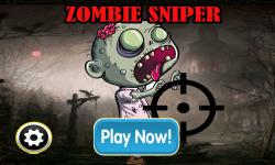 Zombie Sniper skill screenshot 5/6