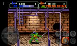 Teenage Mutant Hero Turtles The Hyperstone Heist screenshot 2/4