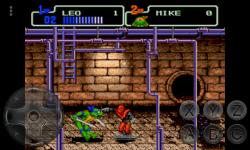 Teenage Mutant Hero Turtles The Hyperstone Heist screenshot 3/4