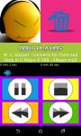 Paradise Music Player screenshot 3/3