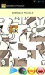 PUZZLE AND ANIMALS screenshot 1/4