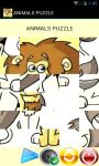 PUZZLE AND ANIMALS screenshot 2/4