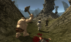 Ogre Simulation 3D screenshot 5/6