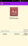 English Dictionary Pro screenshot 2/5
