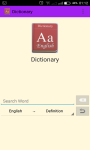 English Dictionary Pro screenshot 3/5