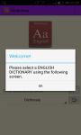 English Dictionary Pro screenshot 4/5