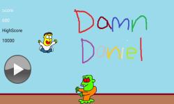 Damn Daniel Vs Zombies screenshot 1/2