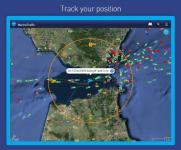 MarineTraffic ship positions United screenshot 6/6