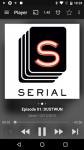 Podcast Addict  pro new screenshot 5/6