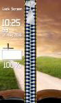 Zipper Lock Screen Christian screenshot 4/6