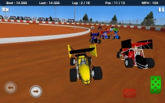 Dirt Racing Mobile 3D veritable screenshot 1/6