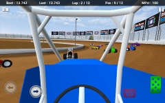 Dirt Racing Mobile 3D veritable screenshot 4/6