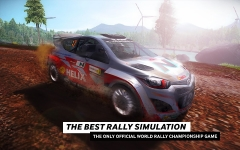 WRC The Official Game top screenshot 4/4