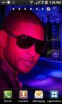 Usher Live Live Wallpaper screenshot 1/3