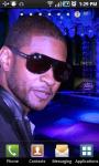 Usher Live Live Wallpaper screenshot 3/3
