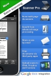 Scanner Pro: scan multipage documents, upload t... screenshot 1/1