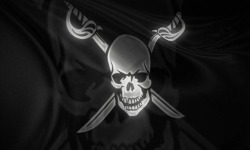 Pirates Flag Android live wallpaper screenshot 3/3