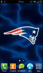 New England Patriots NFL Live Wallpaper screenshot 3/3